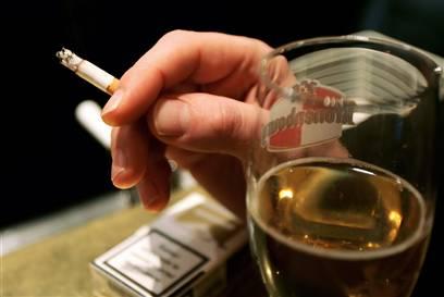 готовые презентация по курению